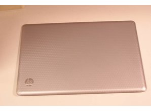 Compaq G62 Backcover / achterklep inclusief antenne, microfoon en webcam