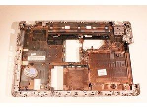 Compaq G62 Bottom base black