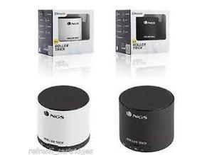 NGS Bluetooth Speaker, roller trick