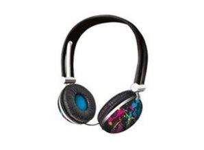 Urban Revolt hoofdtelefoon met geïntegreerde microfoon
