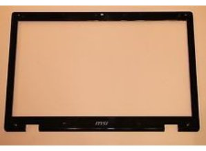 MSI A6200 LCD Front Bezel Panel Cover 15,6""