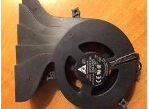 Delta Electronics CPU Koeler ventilator, Apple Fan