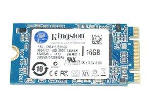 Kingston 16 Gb SATA SSD Hard Drive