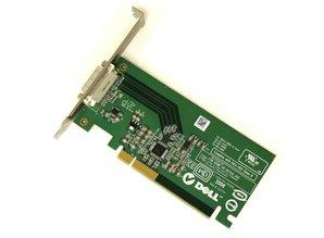 Dell Sil 1364A ADD2-N card DVI adaptor