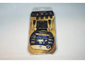 GoldX USB 5 in 1 GXQU-05 (incompleet)
