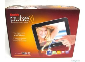 Kodak Pulse digital frame 10""