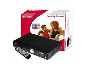 Eminent EM6010 Security Recorder - Stand-alone DVR Security Recorder 160Gb