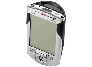 Compaq iPAQ pocket pc H3600