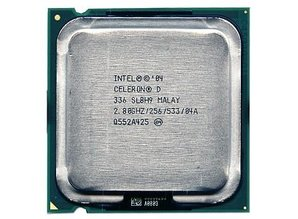Intel Celeron D processor serie