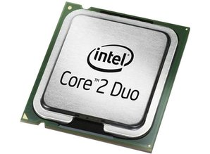 Intel Core 2 duo processor serie