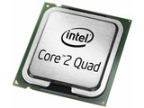 Intel Core 2 quad processor serie