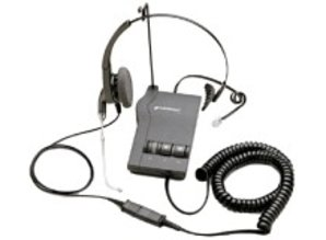 Plantronics vista M12/A headset