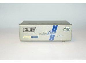 Digitus video splitter 4 port