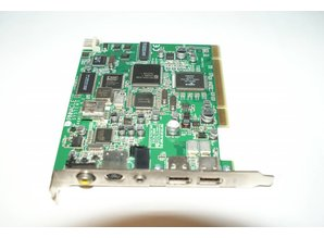 Pinnacle Systems PCI video capture card Excalibur 5.1
