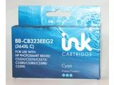 Hewlett Packard vervangende inkt BB-CB324EEG2 364XL C cyaan