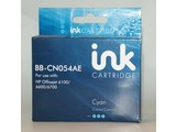 Hewlett Packard vervangende inkt BB-CN054AE cyaan