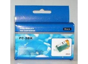 Canon vervangende inkt PC-5BK zwart