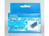 Canon vervangende inkt PC-521C cyaan