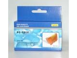 Canon vervangende inkt PC-521Y geel