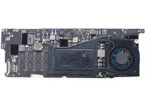 Apple MacBook Air Logic Board