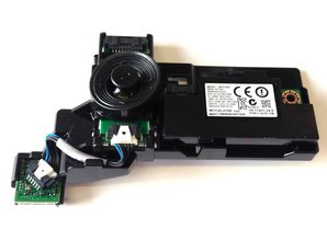 Samsung Samsung power button voor LED TV UE43J 5500AW