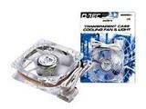 Qtec ventilator/koeler voor desktop PC's met verlichting