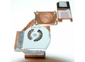 Lenovo fan and heatsink for Lenovo R60 series