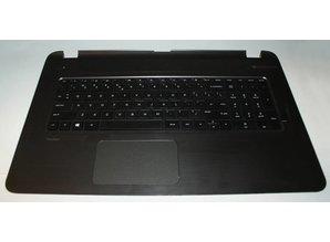 Hewlett Packard Pavilion 17.3 touchpad, palmrest & keyboard