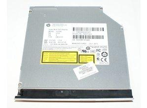 Hewlett Packard GU70N DVD-RW burner optical drive
