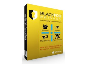 Black Fog Cyber Privacy Software 1 jaar