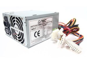 Qtec Q-Tec power supply PSU ATX 350WS