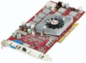 ATI Radeon X1600 Pro Sapphire videokaart