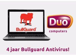 BullGuard 4 jaar antivirus