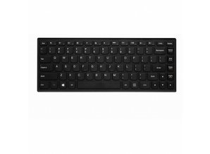 lenovo Lenovo notebook reserve-onderdeel: Keyboard for IdeaPad Flex 14 - Zwart