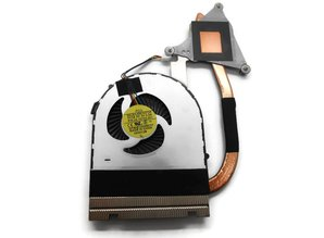 Acer Acer Aspire V5-571 V5-571p Fan Heatsink 23.10703.001 DFS481305MC0T