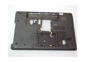 hp HP 635 BASE BOTTOM CASE 646838-001