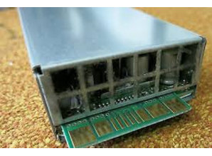 Hewlett Packard HP Compaq Proliant DL360 G3 server voeding