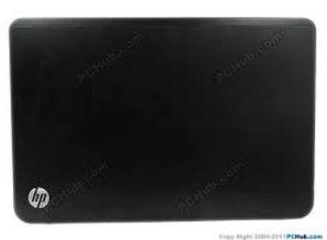 hp HP ENVY Ultrabook 4 Series LCD Rear Case SPS: 692381-001 , AM0QJ000110-SSH1