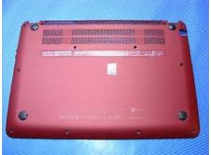 hp Original Base Bottom case Bottom Cover Assembly Red For HP ENVY4 SPS:686092-001
