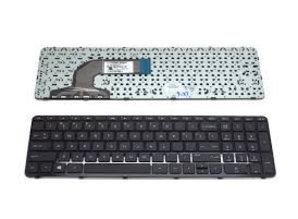 hp  HP Pavilion 15-e / 15-n series US keyboard (glossy frame)  Referentie: 708168-001  HP Pavilion 15-e / 15-n series US keyboard (glossy frame)