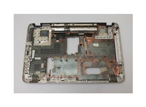hp HP PAVILION DV7-6000 BOTTOM BASE CASE ENCLOSURE 639399-001
