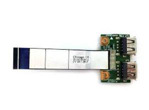 HP 646128-001 USB Poort met kabel Chicago 156 630 631 635 636 NEU