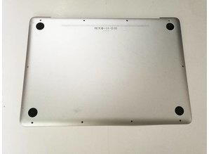 Apple Macbook A1278 bottom cover