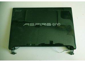 Acer Acer Aspire One Top cover + scherm Zwart