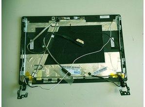 Packard Bell Dot SE AP0FC000CC1 Rood