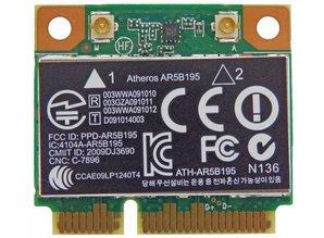 hp HP Atheros Mini PCIe WiFi Wireless kaart
