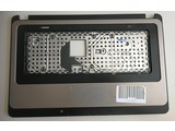 HP HP Bottom besel + backcover met Touchpad HP 630 635 646845-001