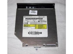 Hewlett Packard HP laptop DVD speler/writer + bezel - type TS-L633R /HPMHF 574285-FC1 639570