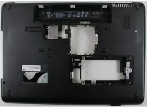 Hewlett Packard HP Compaq Presario CQ70 - Bottom Base - 60.4D003.002 - REV:A02 - 489114-001