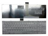 Toshiba Toshiba MP-11B96GB-5281 White UK Layout Replacement Laptop Keyboard